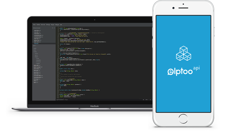 With the Elptoo API, you can directly integrate Elptoo services onto your website or application.