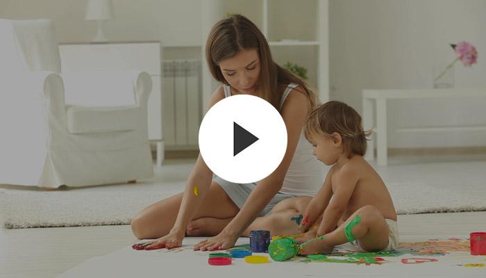 Spot publicitaire diffusé sur la télévision française